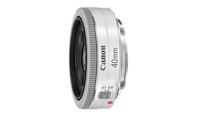 Canon公式より 40mmF2.8STM