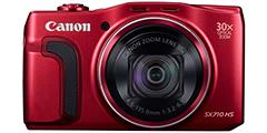 Canon公式より PowetShot SX710 HS