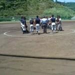 創学館の練習試合福島高校