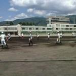 松商学園です