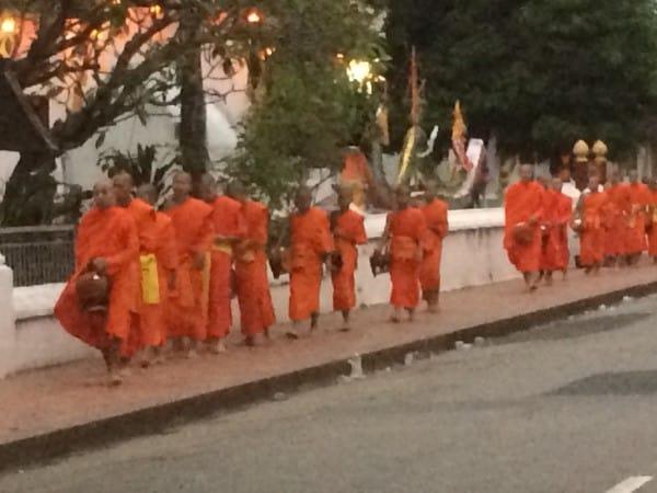 Luang Prabang Fireboats Lanterns Amp Lights Asocialnomad