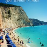 10 Greek Beaches you shouldn't miss