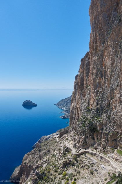 the big blue, Amorgos Greece