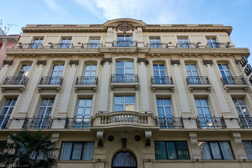 Andromeda hotel, Thessaloniki