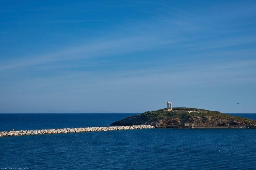 Portara, Naxos, Cyclades, Greece