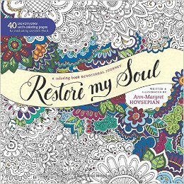 Meditate using this new coloring book by Ann-Margret Hovsepian.