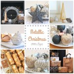 Metallic Christmas