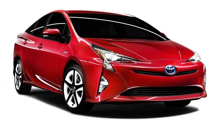Compare Prius Models