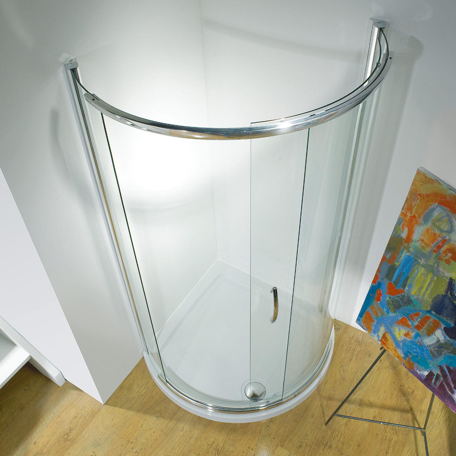 Perfect Curved Shower Enclosures Uk S On Design Decorating