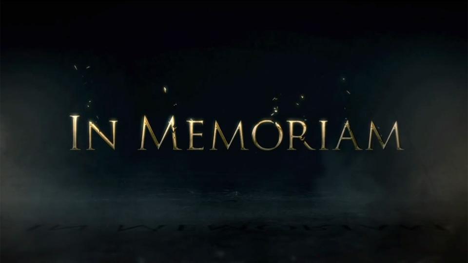 Game of Thrones: In Memorian