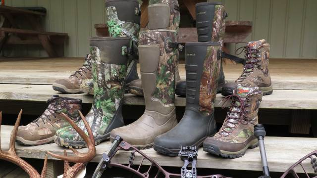 General Information about Hunting Boots.