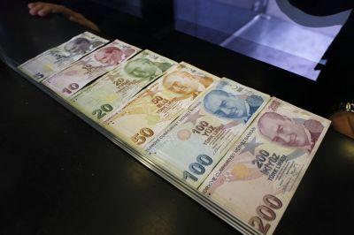 Turkish Lira Falls to Record Lows Before New Stimulus - Bloomberg