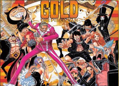 Auf nach Gran Tesoro!: One Piece Film: Gold - KAZÉ bringt den neuen Film in die deutschen Kinos