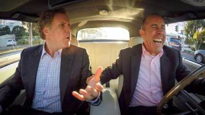 Jerry Seinfeld & Will Ferrell on Comedians in Cars Getting Coffee