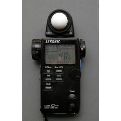 Witching Sekonic L Light Meter Lomography Sekonic Light Meter L 398 Sekonic Light Meter Model 86 Exposure Ion dpreview Sekonic Light Meter