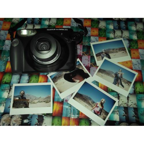 Medium Crop Of Fujifilm Instax 210