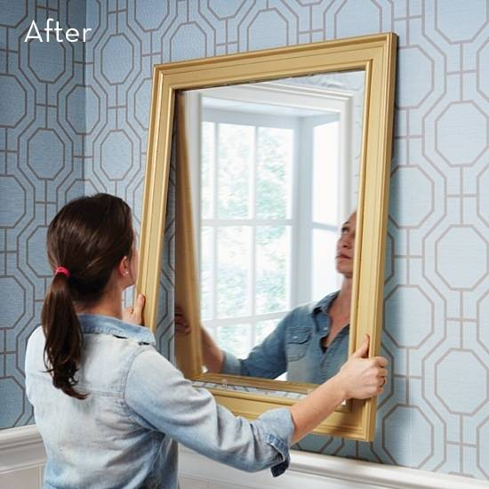 Home Depot Living Room Mirrors