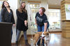 TV Star Ned of 'Downward Dog' Returns Triumphant to PAWS
