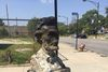 After Englewood's Abe Lincoln Bust Vandalized Twice, City Moves It