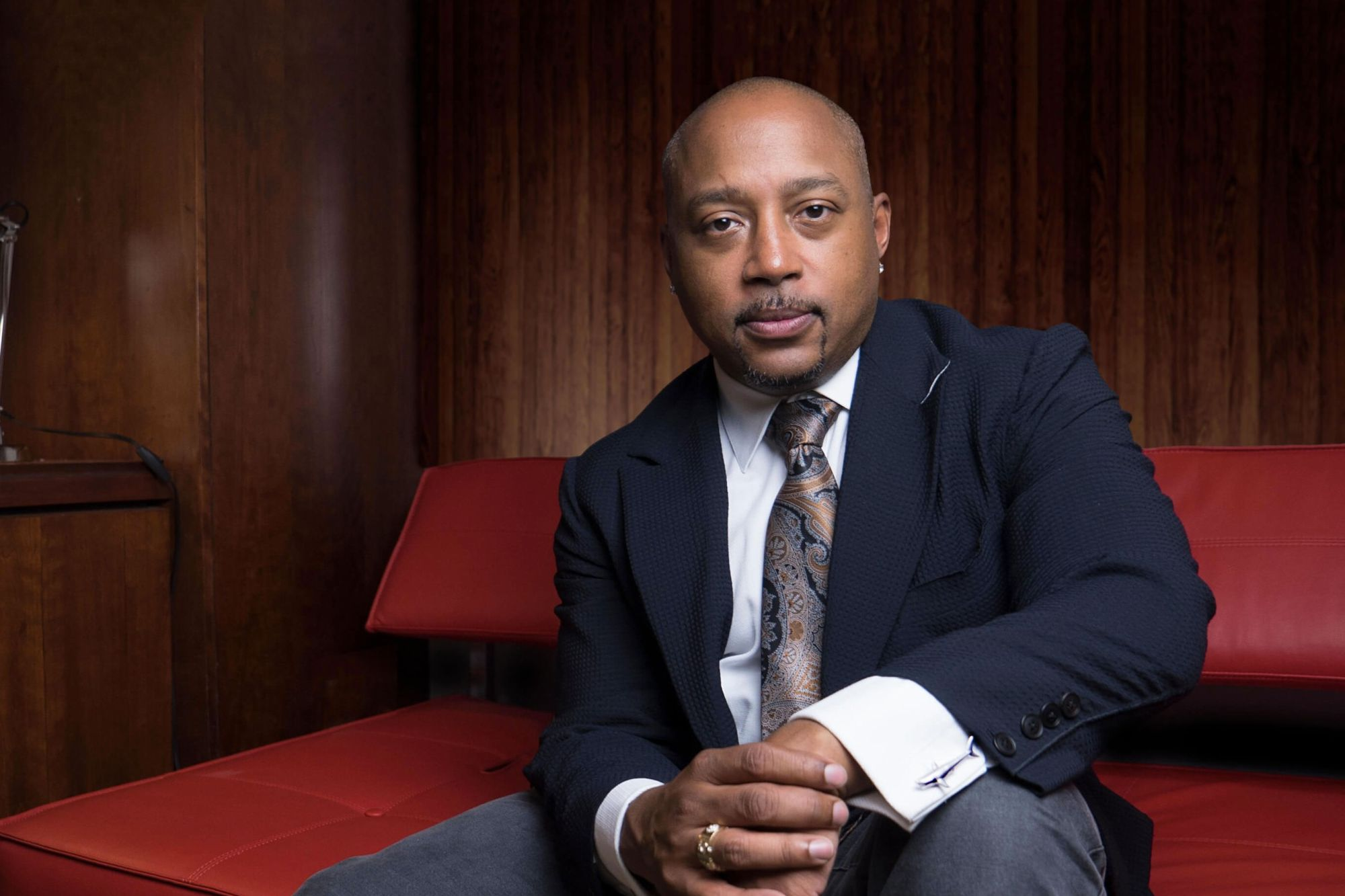 Daymond John: 5 Reasons Why Education Is the Key to Your Success