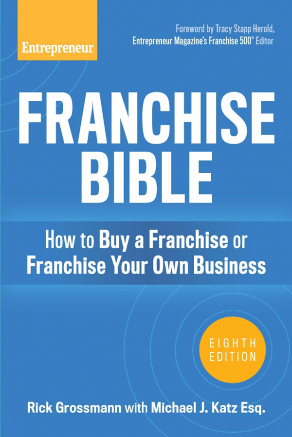 Franchise Bible, 8th Edition
