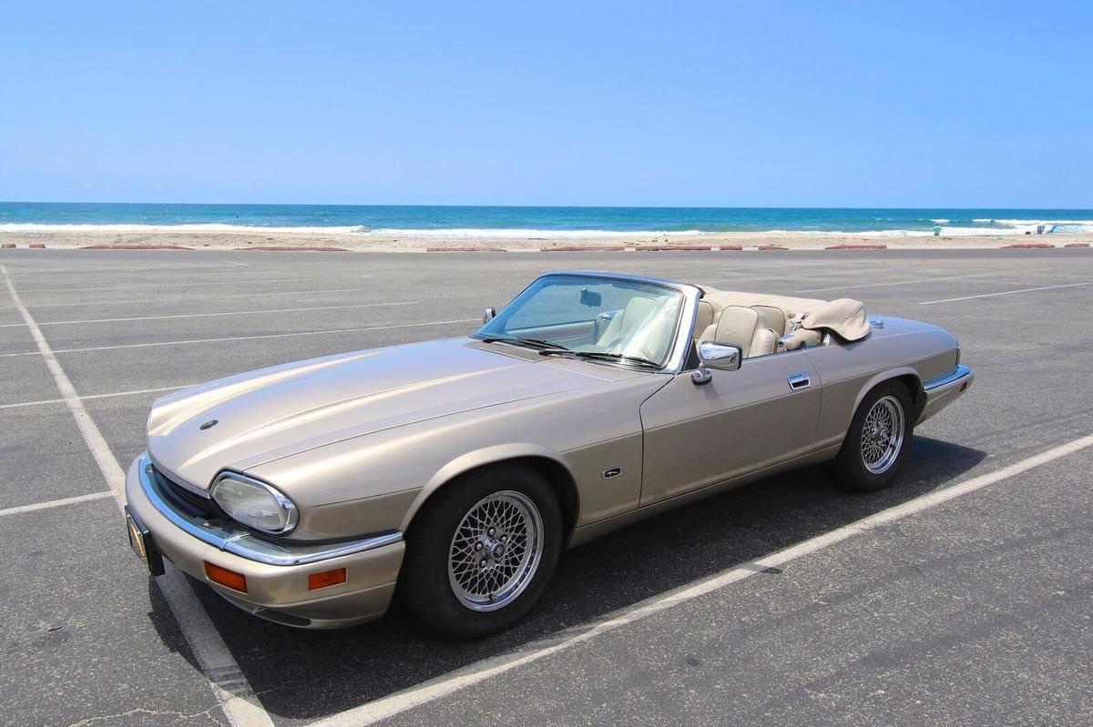 1996 Jaguar XJS for sale #1893061 - Hemmings Motor News