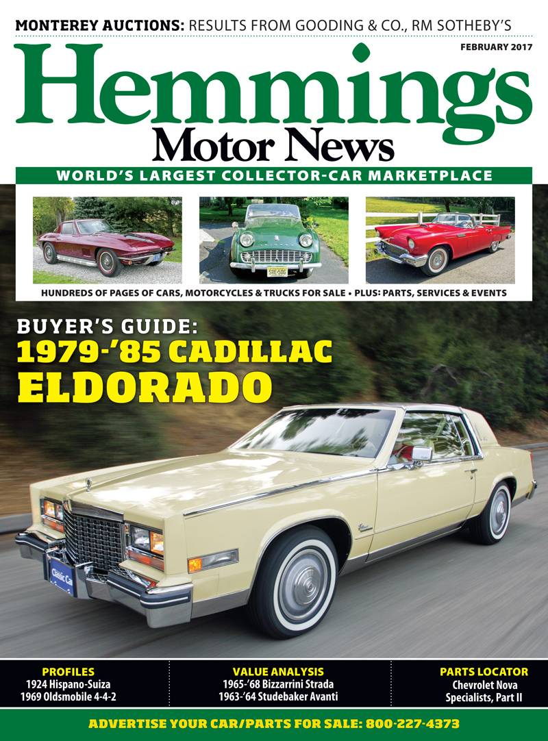 Hemmings Motor News Classifieds Car Parts | kakamozza.org