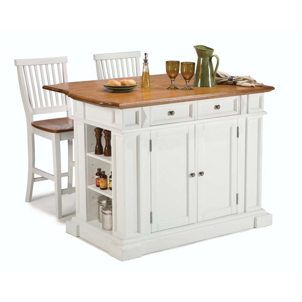 kitchen island white and distressed oak finish kitchen tables with storage Island with coordinating seating
