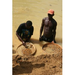 Small Crop Of Sierra Leone Diamonds
