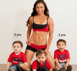 'What's Your Excuse?' fitness mum banned by Facebook