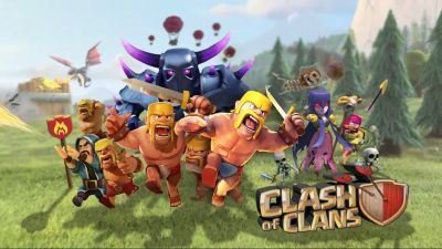 60+ Wallpaper HD Android Clash of Clans (COC) Terbaru (Part 1) - JalanTikus.com