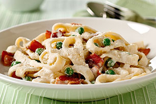 PHILADELPHIA Quick Pasta Carbonara Recipe - Kraft Recipes