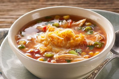 Hearty Mexican Chicken Soup - Kraft Recipes