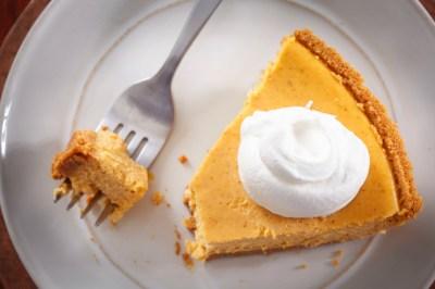 PHILADELPHIA 3-STEP Pumpkin Cheesecake - Kraft Recipes