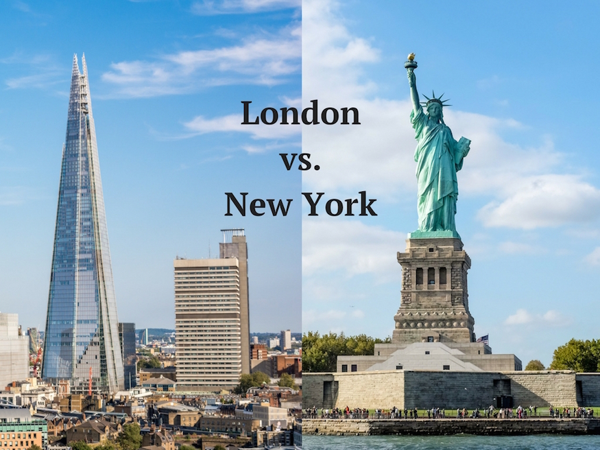 London Vs  New York  Which City Is Better    Londonist London and New York  The Big Smoke and the Big Apple  Two of the biggest   most vibrant cities in the world     but which is better  We ve already  pitted their