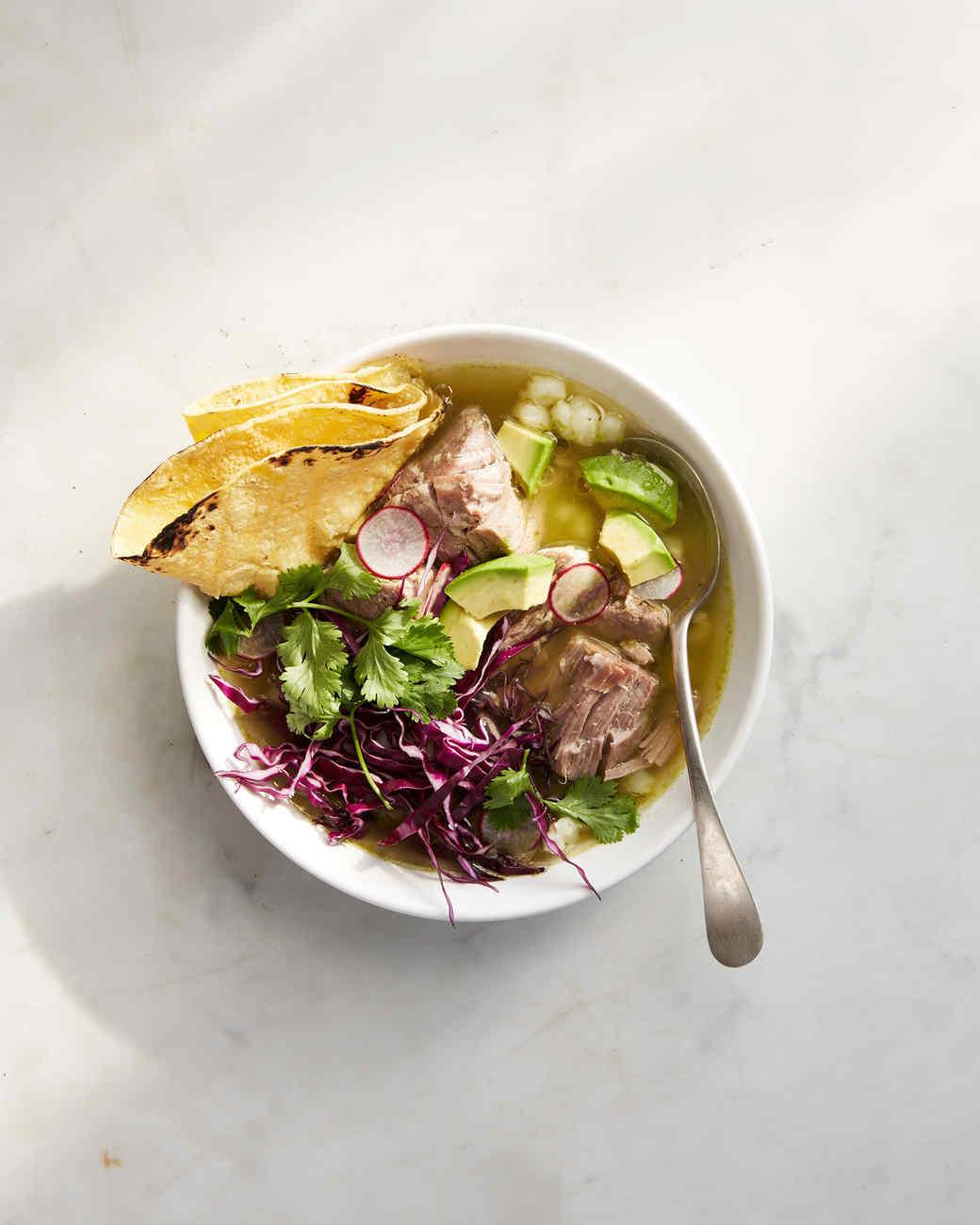 10 Must-Make Mexican Soup Recipes | Martha Stewart
