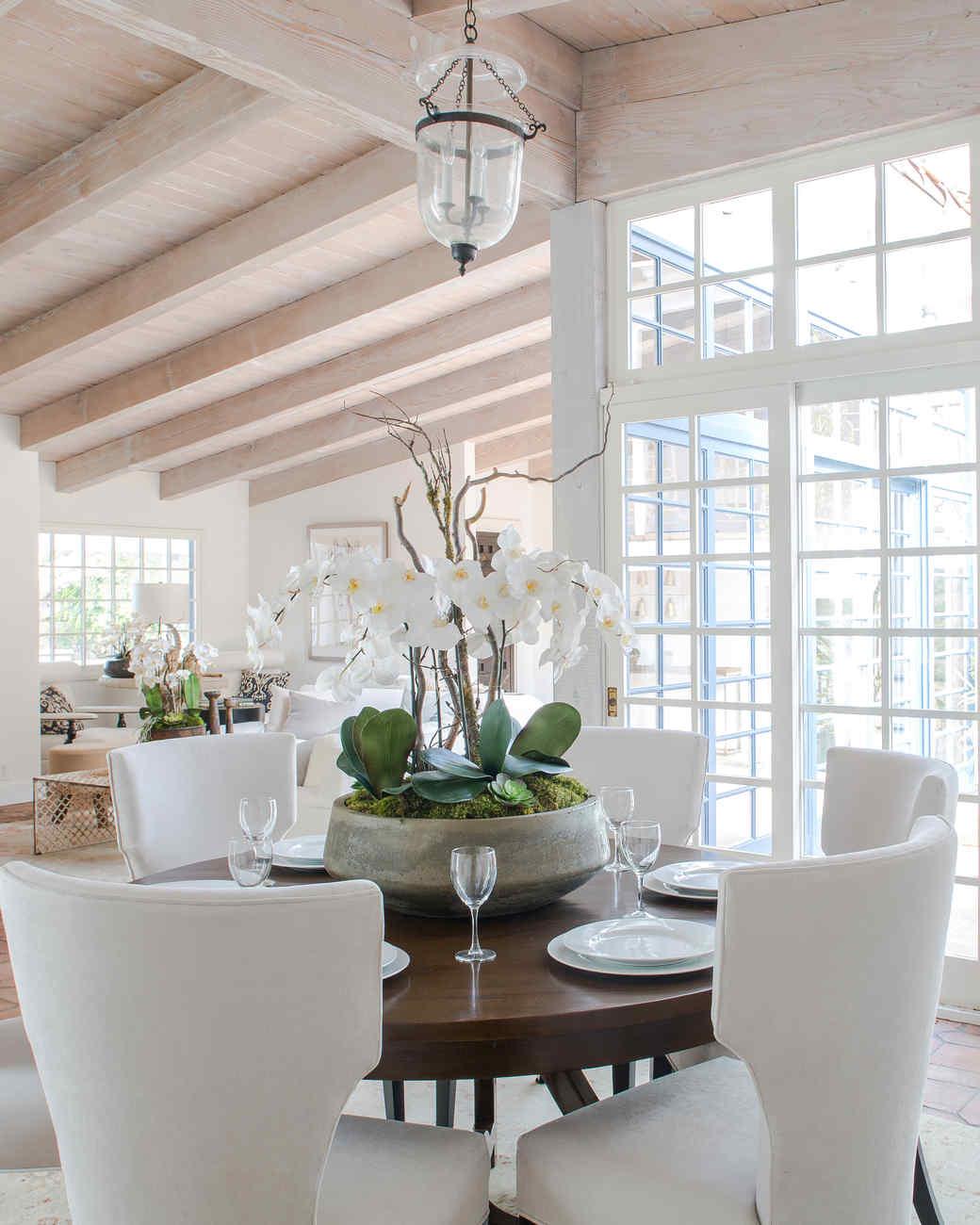 Feast Your Eyes: Gorgeous Dining Room Decorating Ideas   Martha Stewart