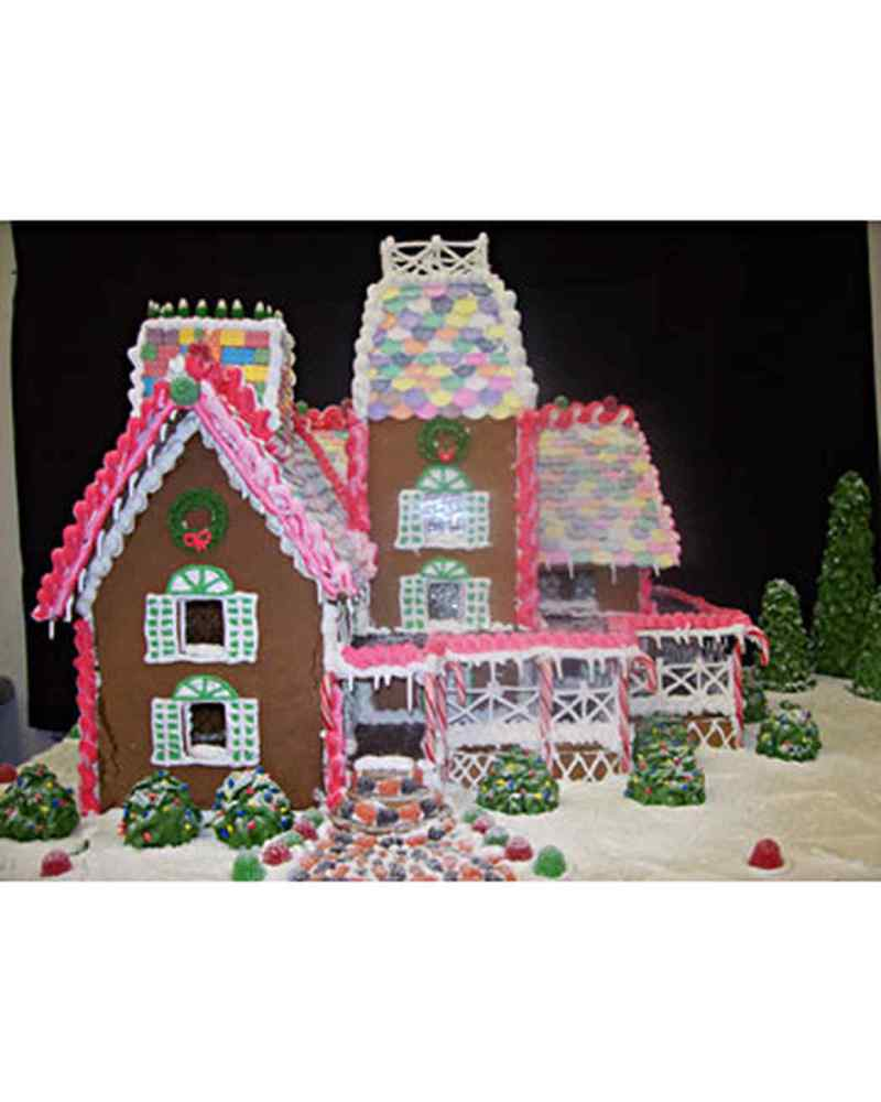 Large Of Gingerbread House Decorations