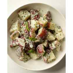 Small Crop Of Greek Potato Salad