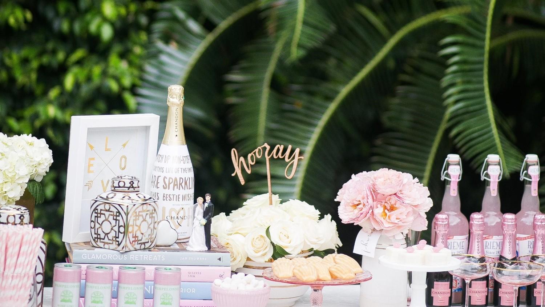 Bridal Shower | Martha Stewart Weddings