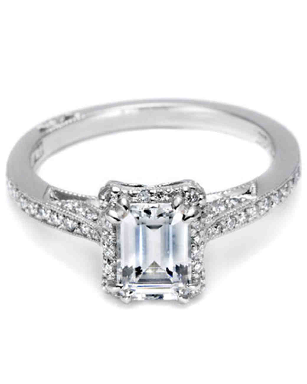 tacori engagement ring tacori wedding band