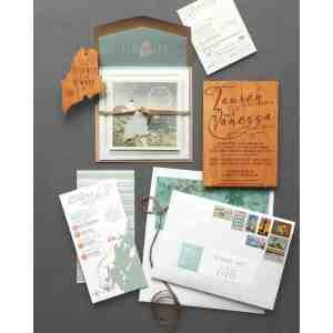 Manly Yunhee Kim Elevated Ideas Your Rustic Wedding Invitations Martha Wedding Invitation Suites Packages Wedding Invitation Suite Free Template