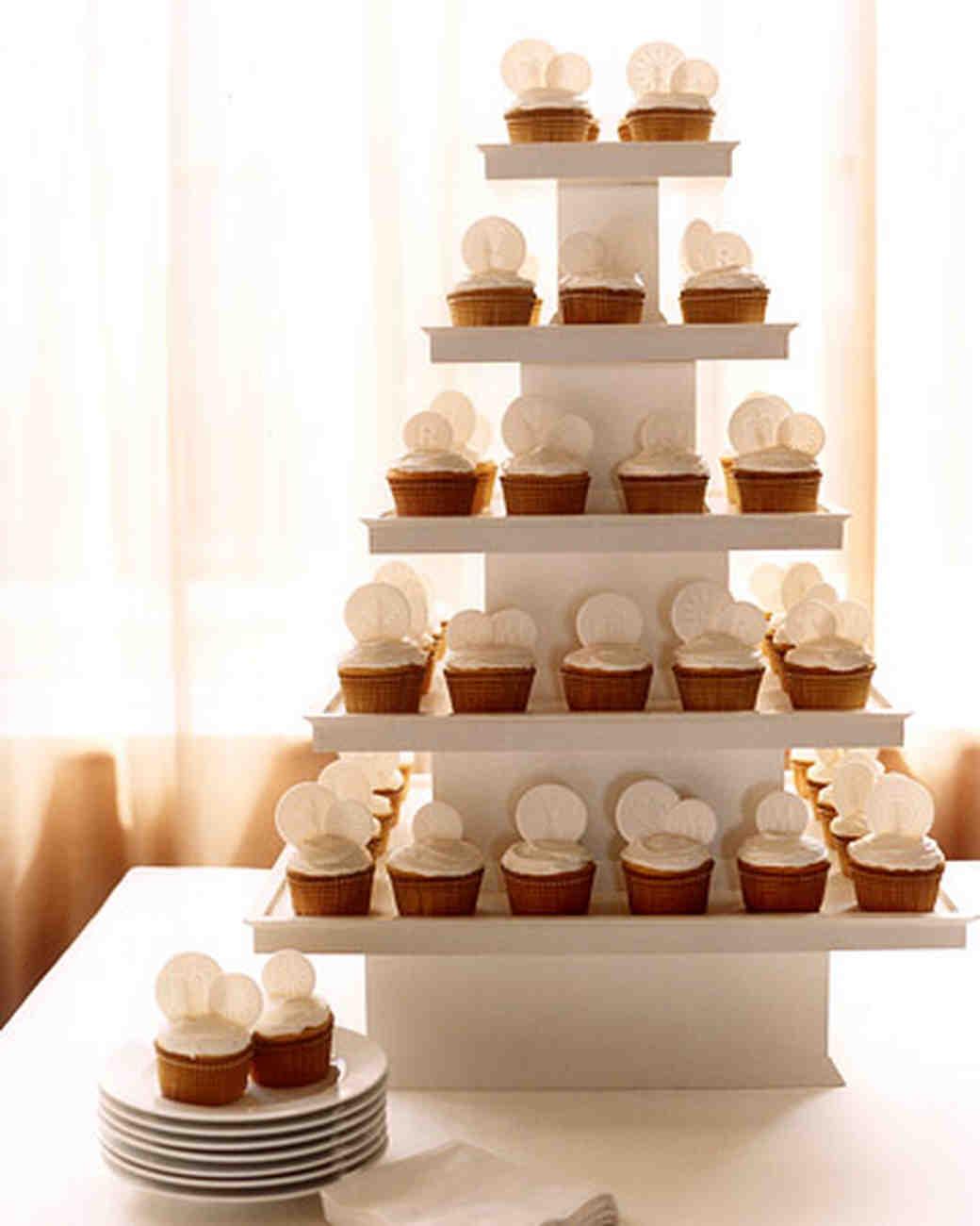 Fullsize Of Cupcake Wedding Cake
