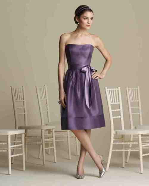 Medium Of Lavender Bridesmaid Dresses