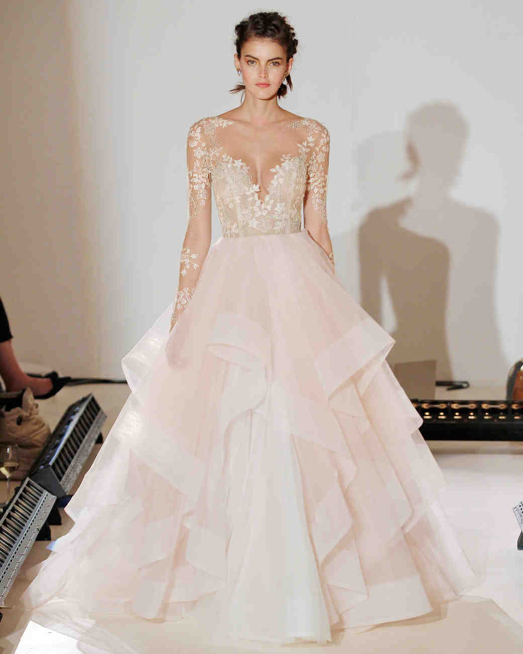 hayley paige wedding dresses spring hayley paige wedding dresses Hayley Paige Spring Wedding Dress Collection 1 of 13