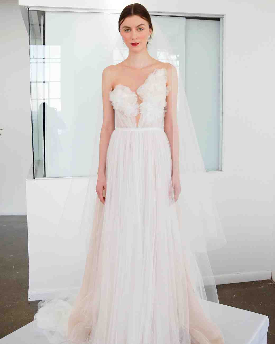 marchesa wedding dress spring marchesa wedding dresses Marchesa Spring Wedding Dress Collection Martha Stewart