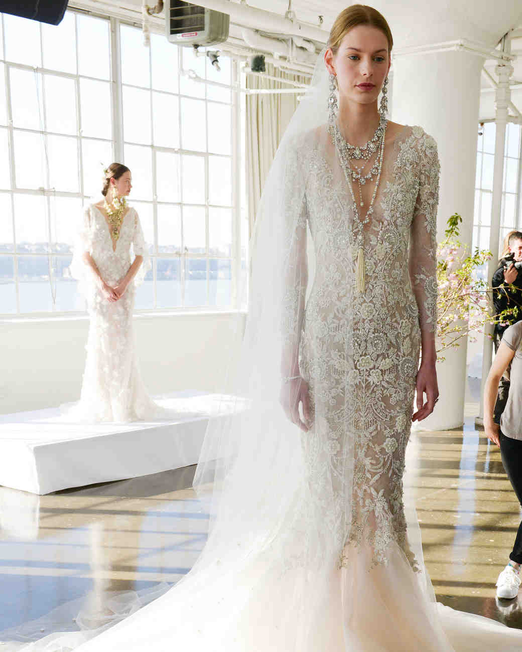 marchesa wedding dresses spring marchesa wedding dresses Marchesa Spring Wedding Dress Collection Martha Stewart Weddings