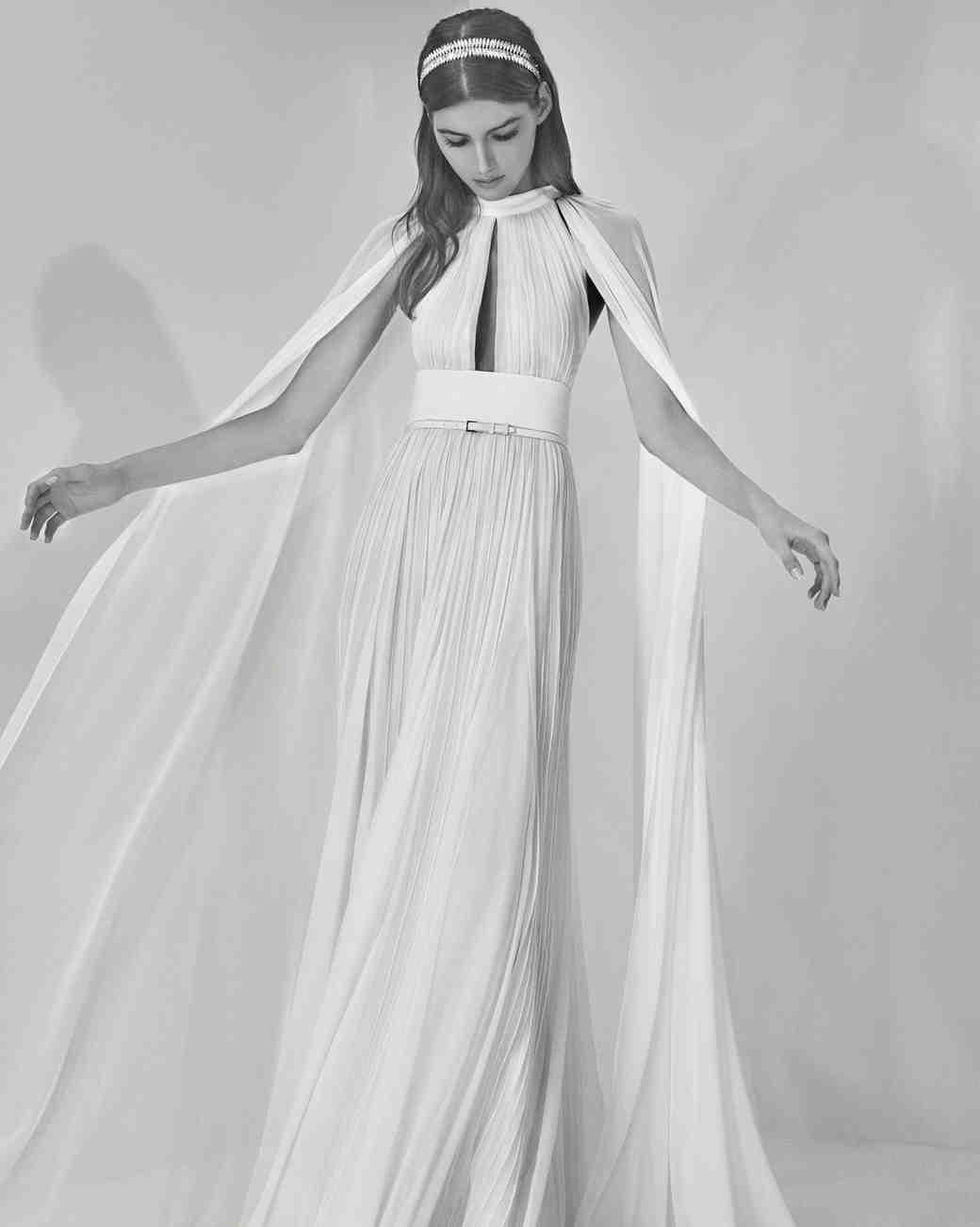 elie saab wedding dresses fall elie saab wedding dress Elie Saab Fall Wedding Dress Collection