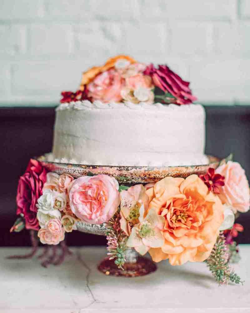 Large Of Bridal Shower Cake