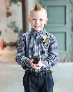 Small Of Ring Bearer Outfits